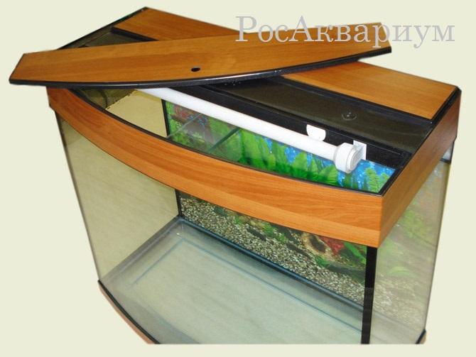 Стеклянная крышка для аквариум своими руками 86
